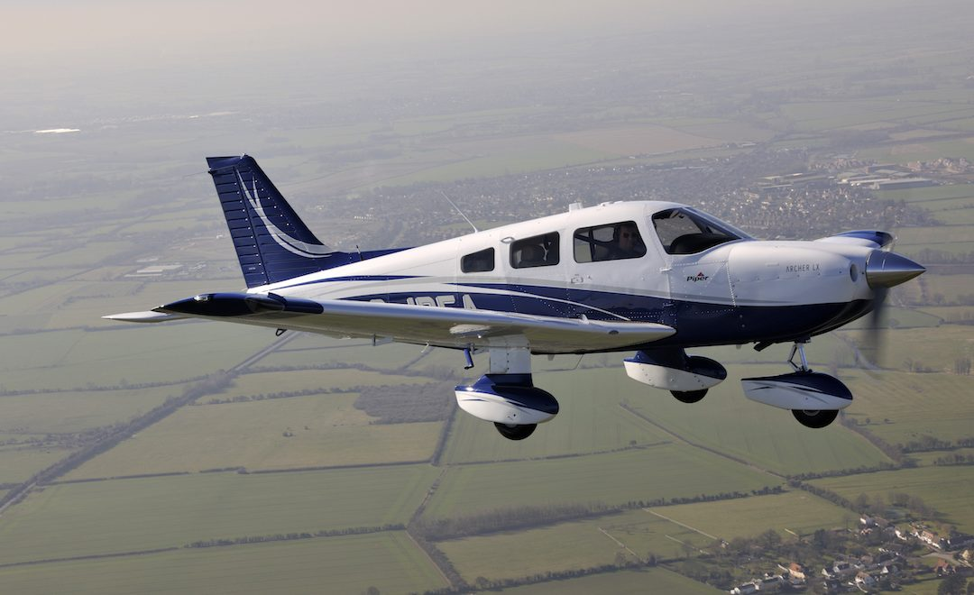 Flight Training restarts from the 4th July in the UK!